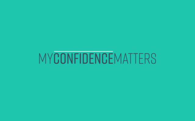 My Confidence Matters