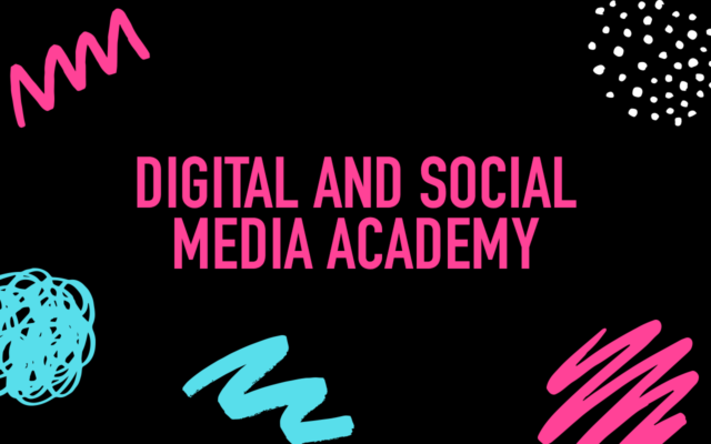 Digital and Social Media Academy